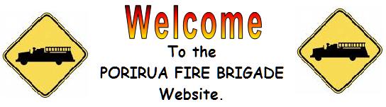 porirua fire brigade